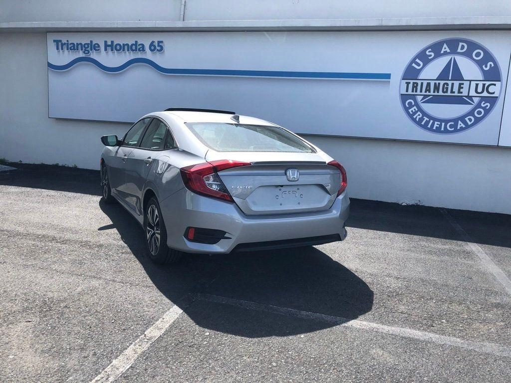 2018 Honda Civic Sedan EX-L CVT w/Navigation - 18150150 - 7