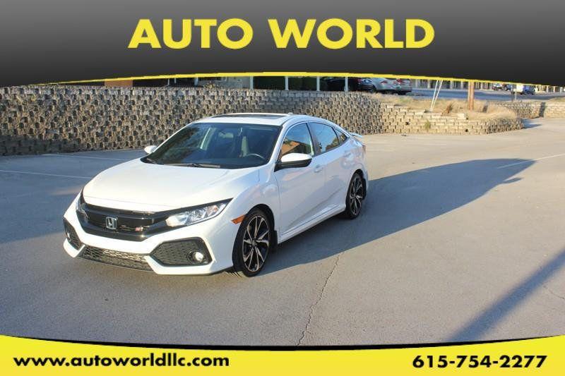 2018 Honda Civic Si Sedan  - 18668146 - 0