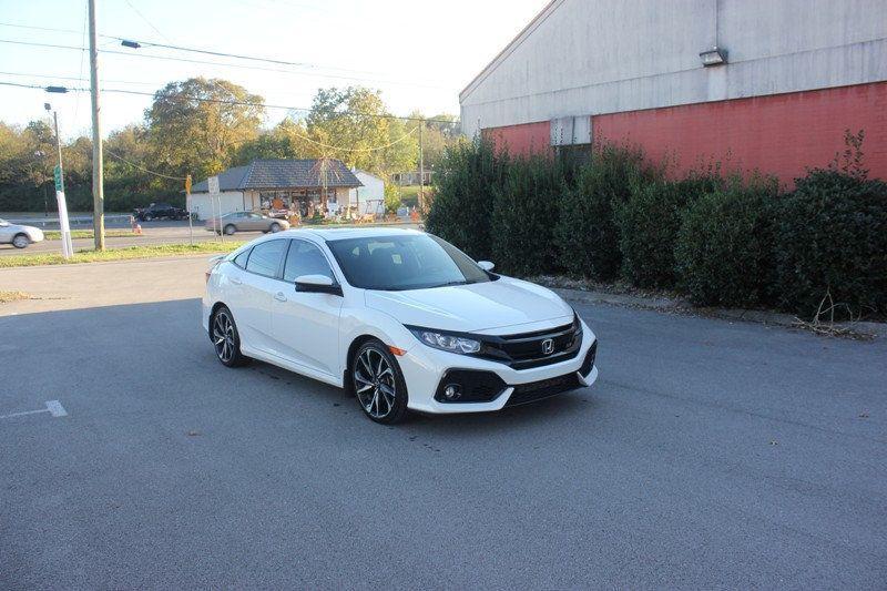 2018 Honda Civic Si Sedan  - 18668146 - 38