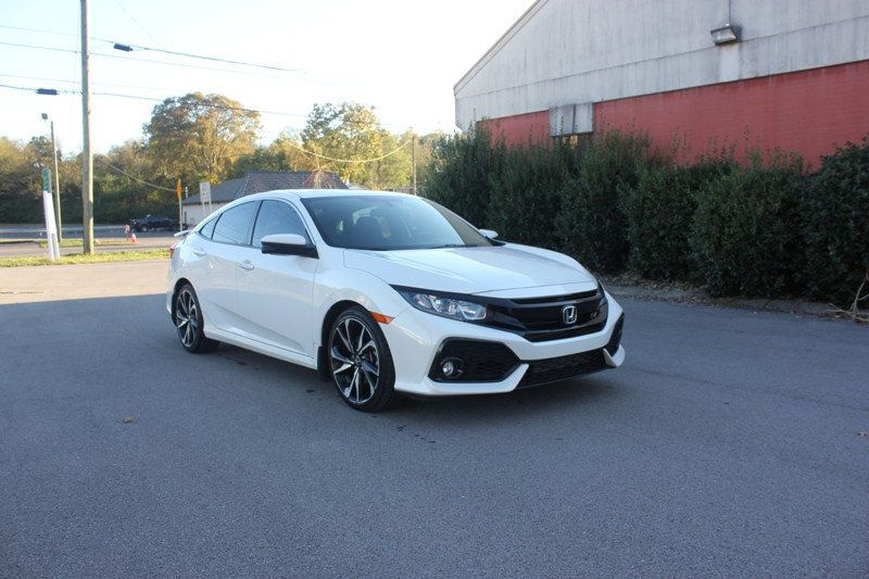Honda Civic Si Used >> 2018 Used Honda Civic Si Sedan At Auto Max Mount Juliet Serving Mt