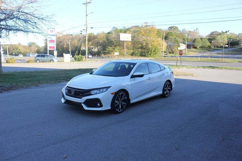 2018 Honda Civic Si Sedan  - 18668146 - 41