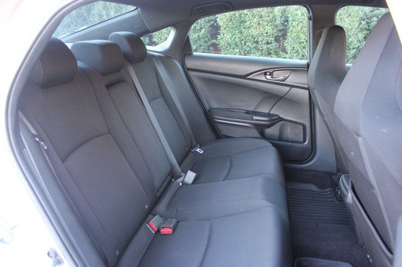 2018 Honda Civic Si Sedan  - 18668146 - 4