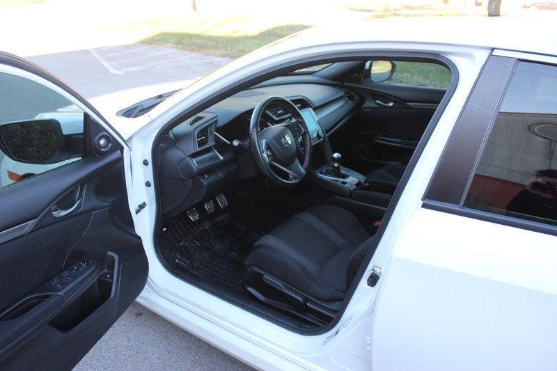 2018 Honda Civic Si Sedan  - 18668146 - 61