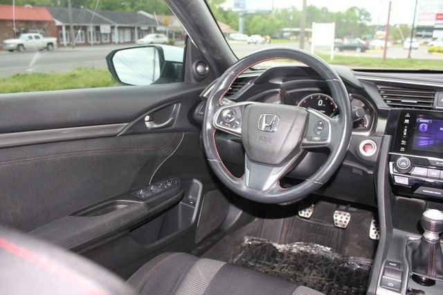 2018 Used Honda Civic Si Sedan Si Fully Loaded With Sports Seats At Auto Max Mount Juliet Serving Mt Juliet And Murfreesboro Tn Iid 20043008
