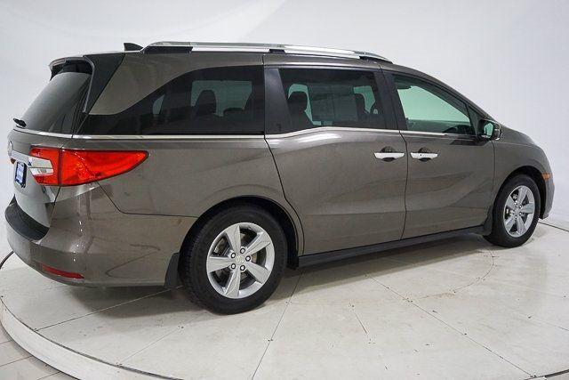 2018 Used Honda Odyssey Ex L Automatic At Richfield Bloomington Honda Serving Minneapolis St Paul Bloomington Mn Iid 20301456
