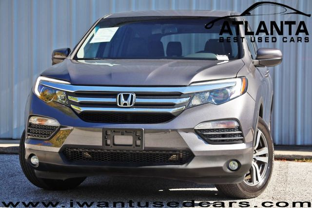 2018 Used Honda Pilot Ex L At Atlanta Best Used Cars Serving Peachtree Corners Ga Iid 20327639