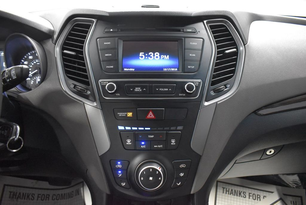 2018 Hyundai Santa Fe Sport 2.4L Automatic - 18415859 - 18