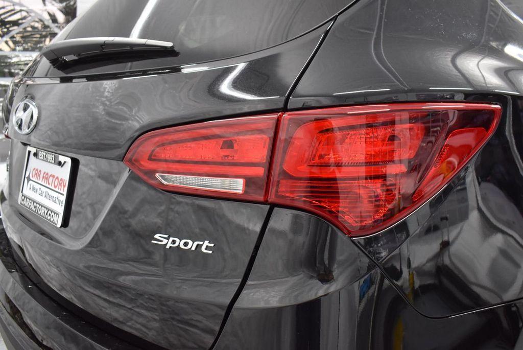2018 Hyundai Santa Fe Sport 2.4L Automatic - 18415859 - 1