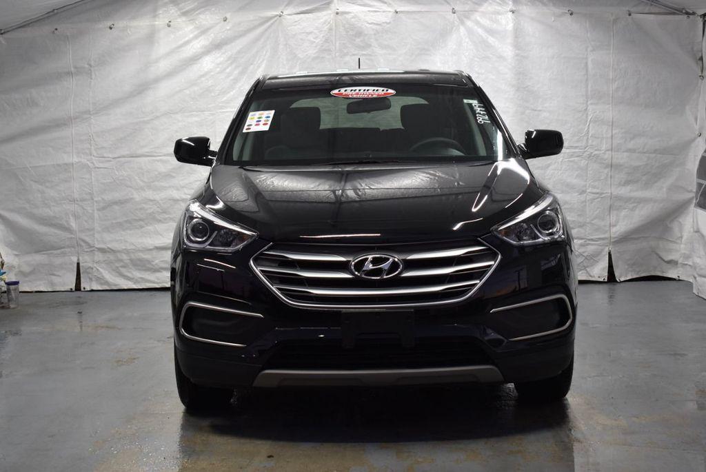 2018 Hyundai Santa Fe Sport 2.4L Automatic - 18415859 - 2