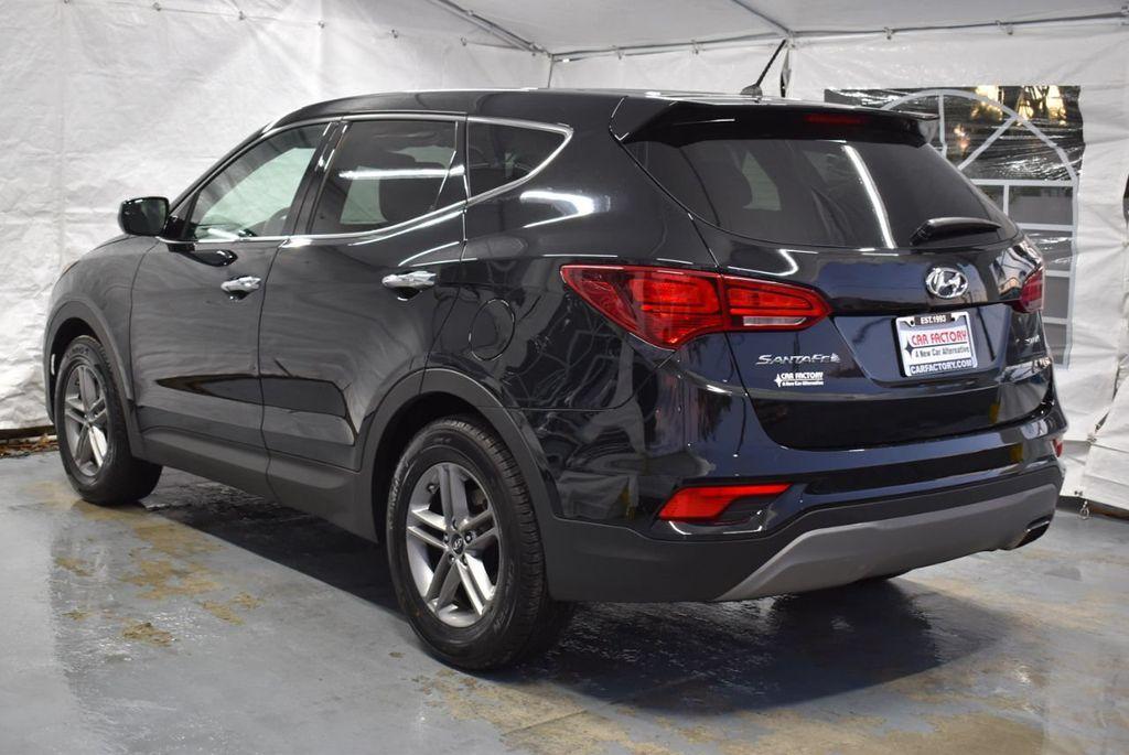 2018 Hyundai Santa Fe Sport 2.4L Automatic - 18415859 - 3