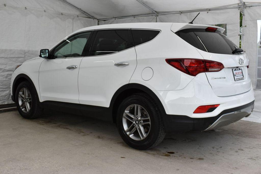2018 Hyundai Santa Fe Sport 2.4L Automatic - 18689053 - 3