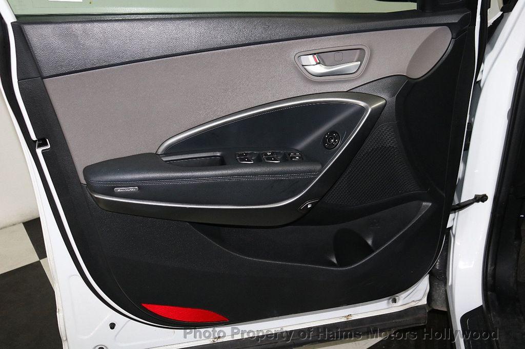 2018 Hyundai Santa Fe Sport 2.4L Automatic - 18143301 - 9