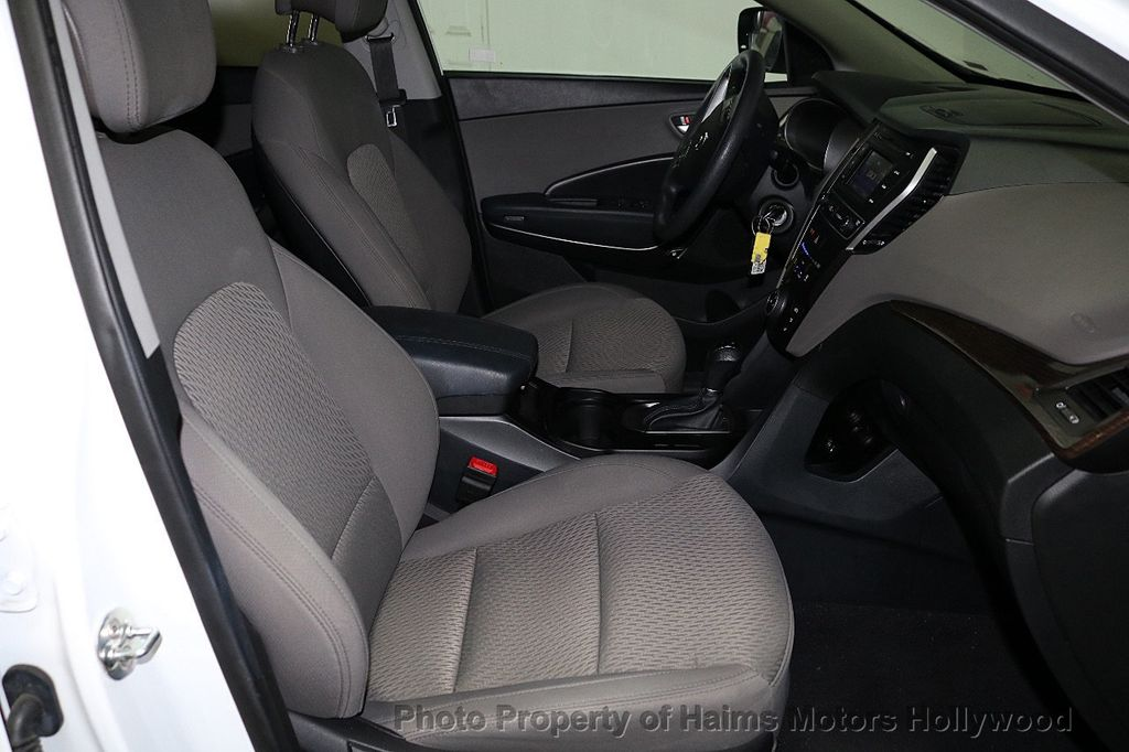 2018 Hyundai Santa Fe Sport 2.4L Automatic - 18143301 - 13