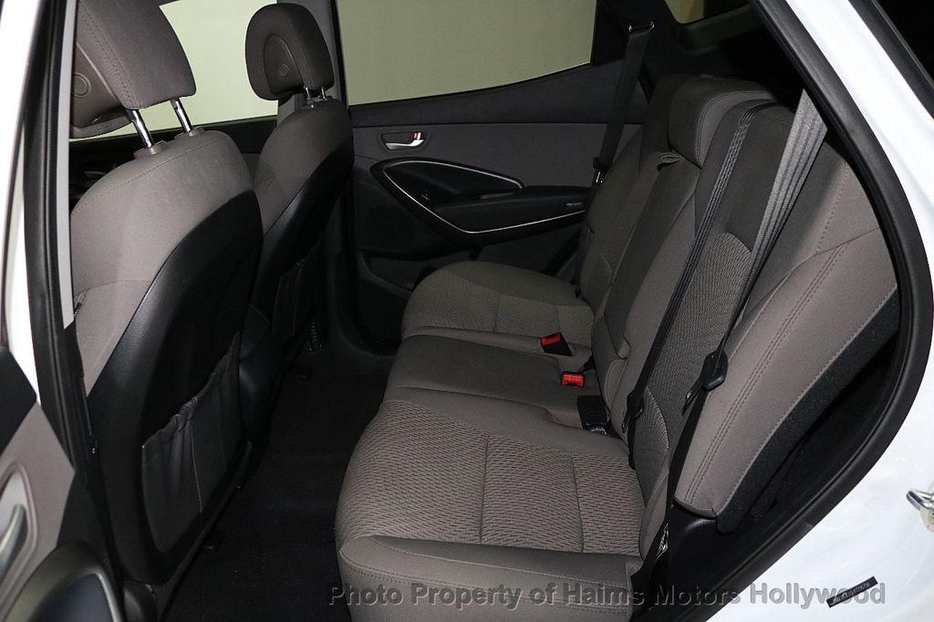 2018 Hyundai Santa Fe Sport 2.4L Automatic - 18143301 - 15