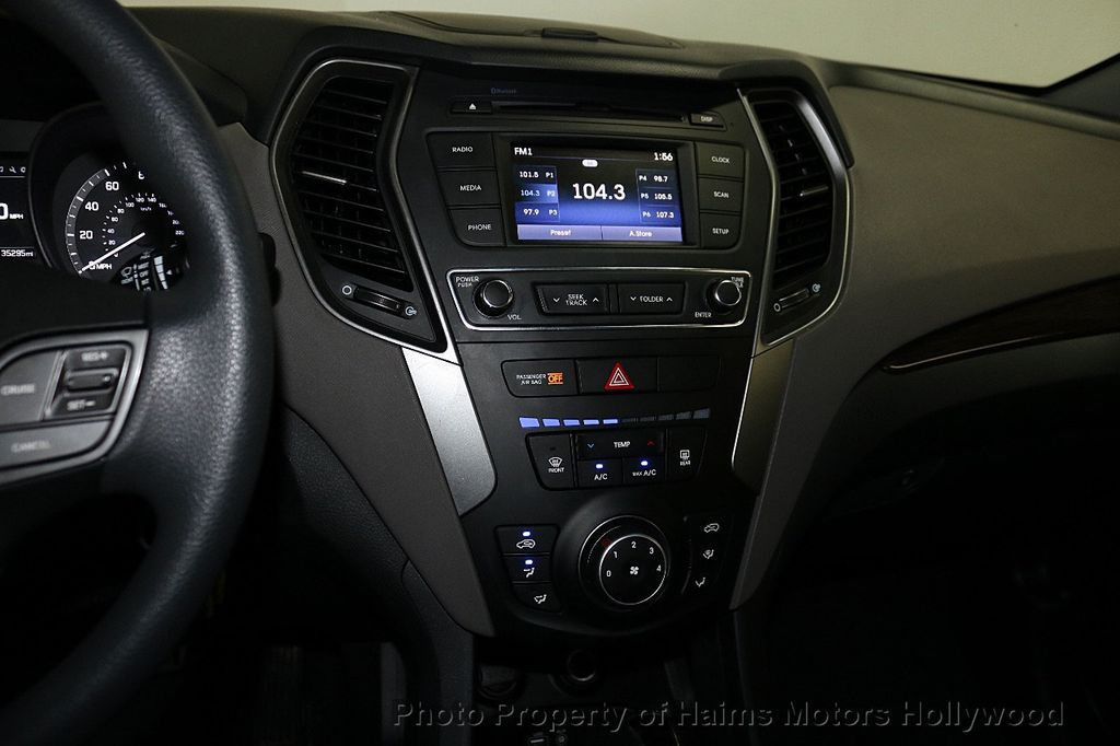 2018 Hyundai Santa Fe Sport 2.4L Automatic - 18143301 - 18
