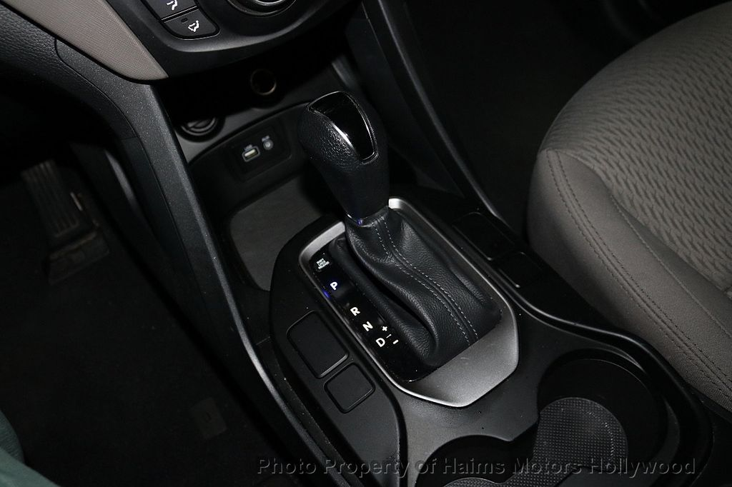 2018 Hyundai Santa Fe Sport 2.4L Automatic - 18143301 - 21