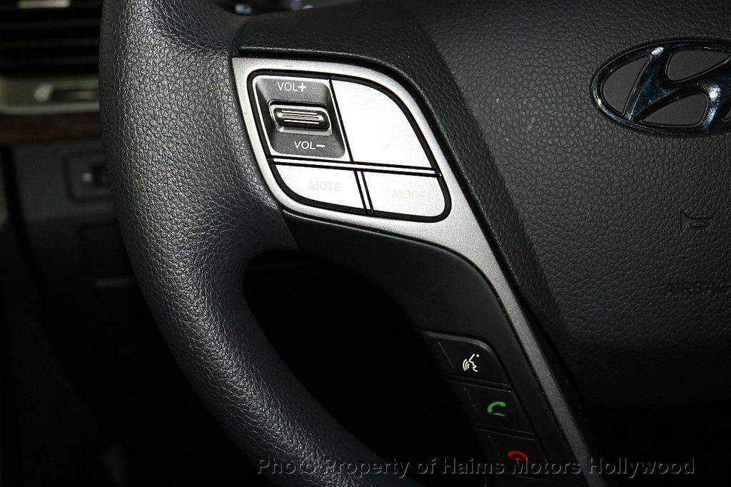 2018 Hyundai Santa Fe Sport 2.4L Automatic - 18143301 - 22