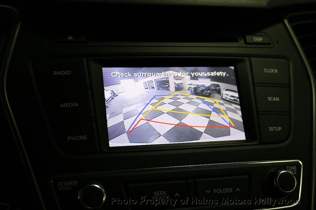 2018 Hyundai Santa Fe Sport 2.4L Automatic - 18143301 - 27