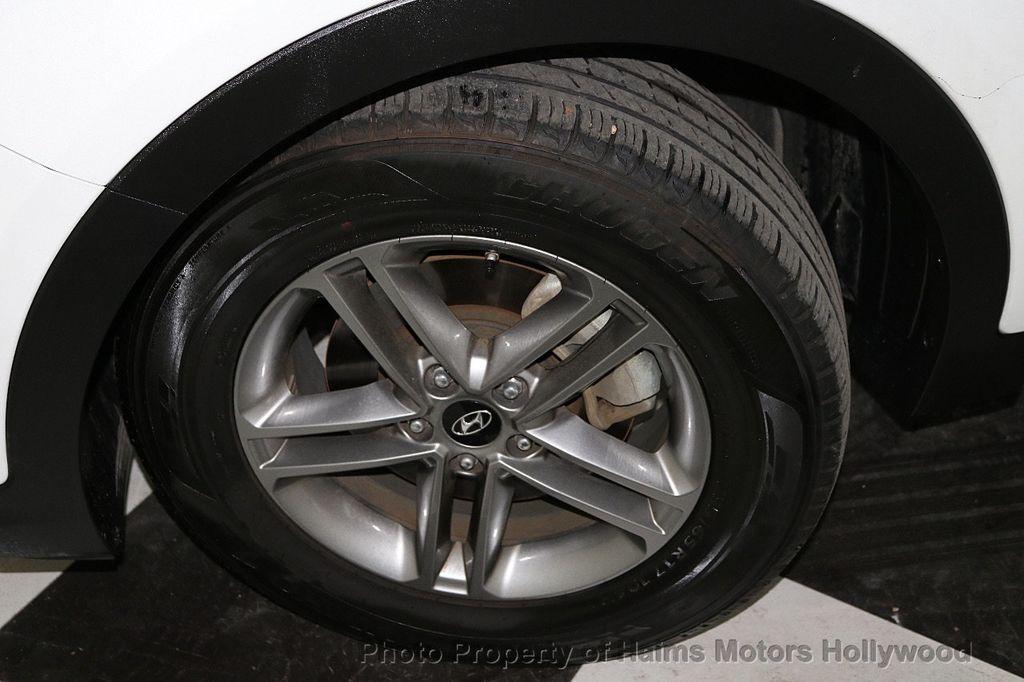 2018 Hyundai Santa Fe Sport 2.4L Automatic - 18143301 - 28