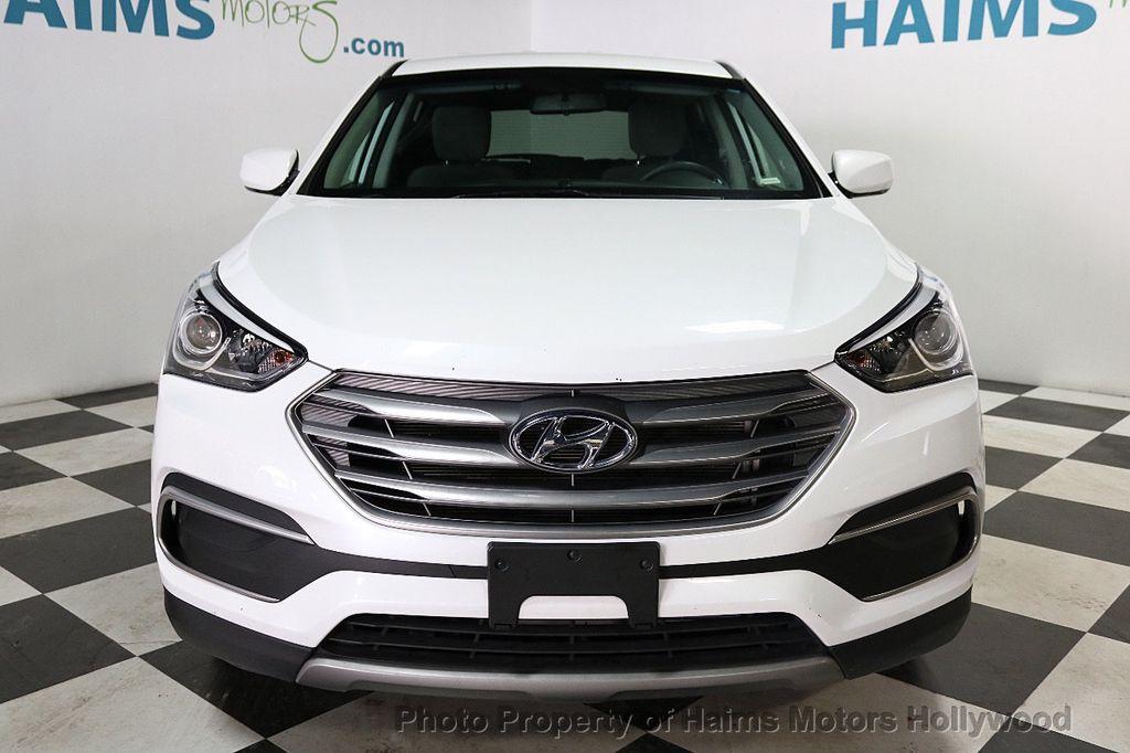 2018 Hyundai Santa Fe Sport 2.4L Automatic - 18143301 - 2