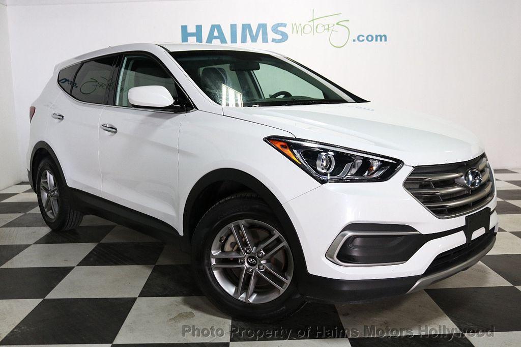 2018 Hyundai Santa Fe Sport 2.4L Automatic - 18143301 - 3
