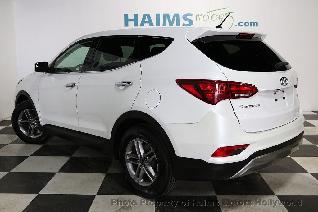 2018 Hyundai Santa Fe Sport 2.4L Automatic - 18143301 - 4