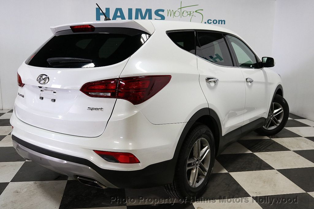2018 Hyundai Santa Fe Sport 2.4L Automatic - 18143301 - 6