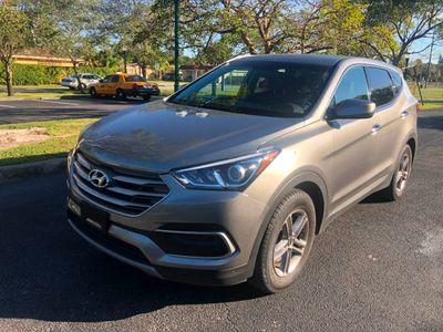 2018 Hyundai Santa Fe Sport 2.4L Automatic SUV
