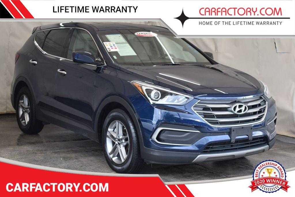 2018 Hyundai Santa Fe Sport 2.4L Automatic - 18122117 - 0