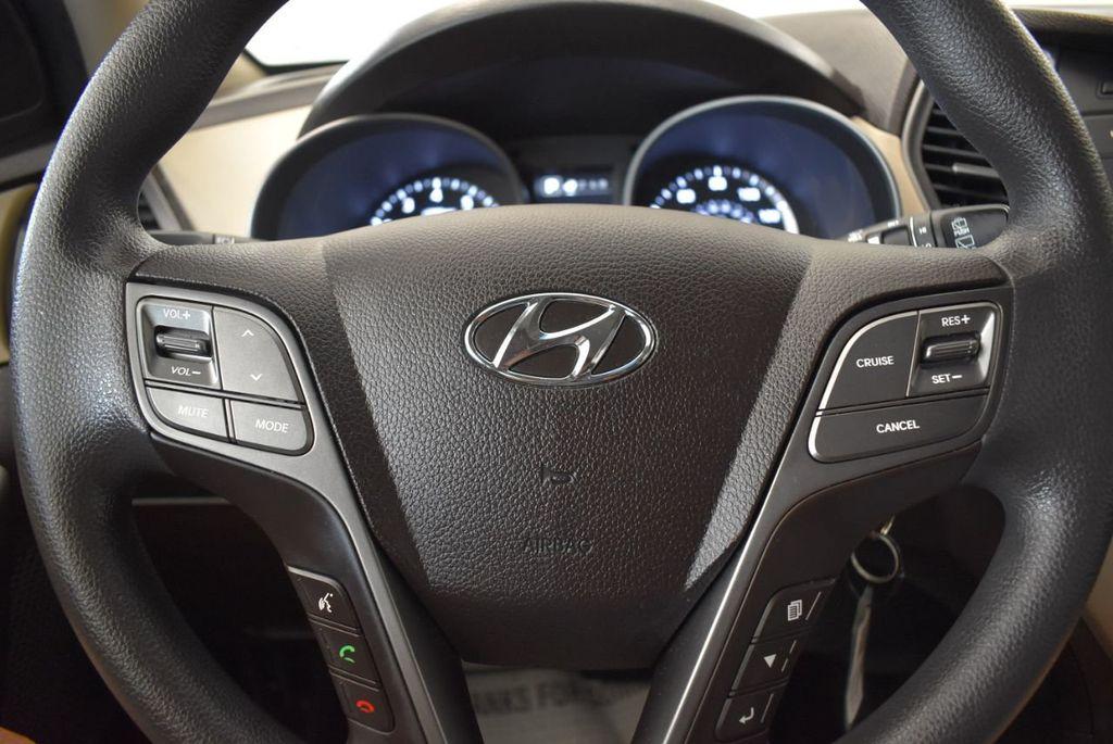 2018 Hyundai Santa Fe Sport 2.4L Automatic - 18122117 - 17