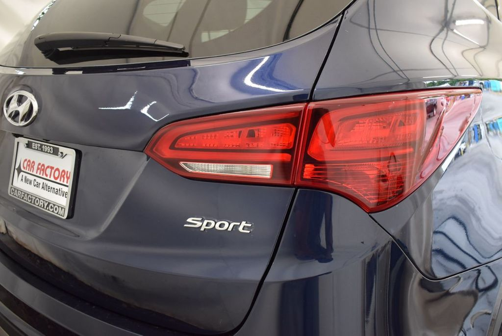 2018 Hyundai Santa Fe Sport 2.4L Automatic - 18122117 - 1