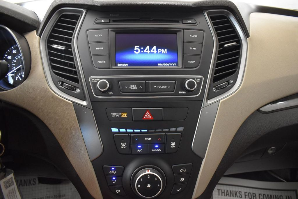 2018 Hyundai Santa Fe Sport 2.4L Automatic - 18122117 - 20