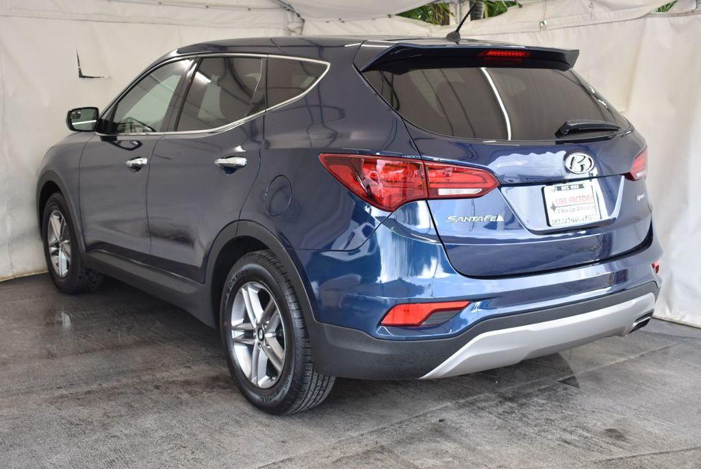 2018 Hyundai Santa Fe Sport 2.4L Automatic - 18122117 - 5