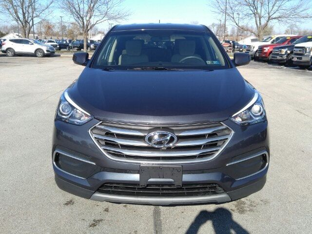 "2018 Hyundai Santa Fe Sport Sport AWD 17"" Alloys Rear Camera Bluetooth USB Input Spoiler - 19519809 - 1"