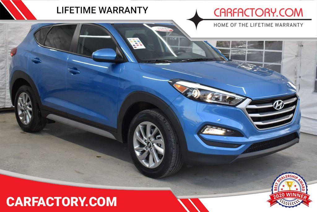 2018 Hyundai Tucson  - 18546209 - 0