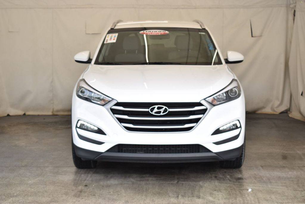 2018 used hyundai tucson se awd at car factory outlet. Black Bedroom Furniture Sets. Home Design Ideas