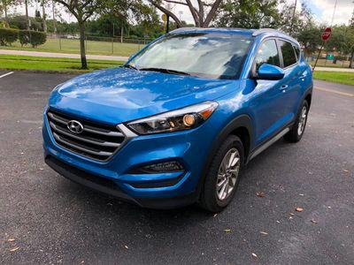2018 Hyundai Tucson SEL FWD SUV