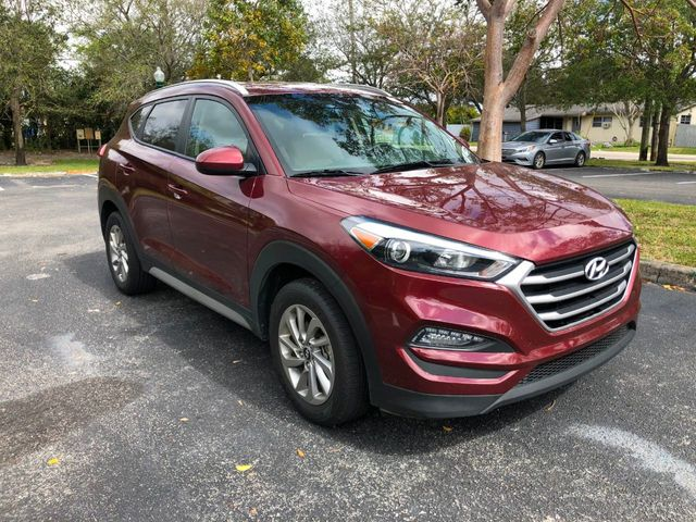 2018 Hyundai Tucson SEL FWD - Click to see full-size photo viewer