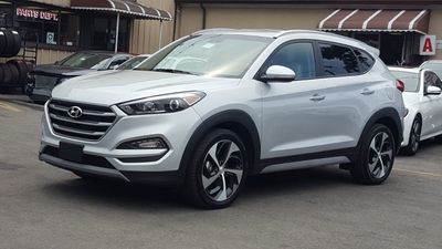 2018 Used Hyundai Tucson Value Edition w/Panoramic Roof at