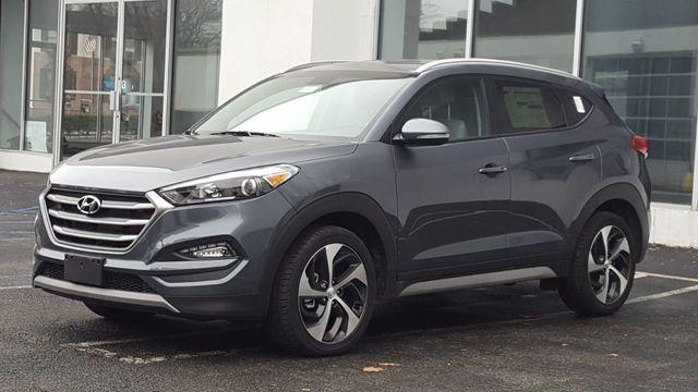 2018 Used Hyundai Tucson Sport AWD At Saw Mill Auto