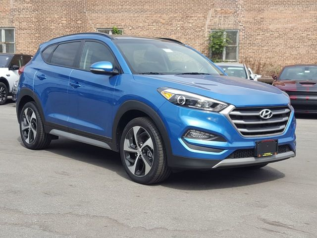 2018 Used Hyundai Tucson Value Edition w/Panoramic Roof at Saw Mill Auto  Serving Yonkers, Bronx, New Rochelle, NY, IID 18291696