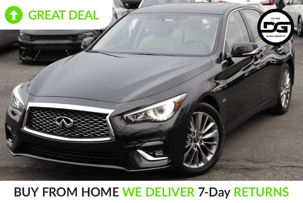 Used Infiniti Q50 Woodbridge Township Nj