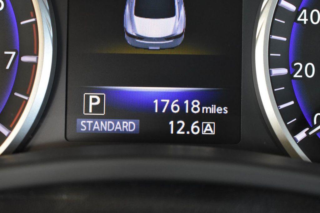 2018 INFINITI Q60 2.0t LUXE AWD - 18253164 - 22