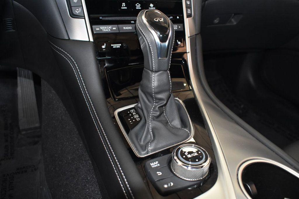 2018 INFINITI Q60 2.0t LUXE AWD - 18253164 - 32