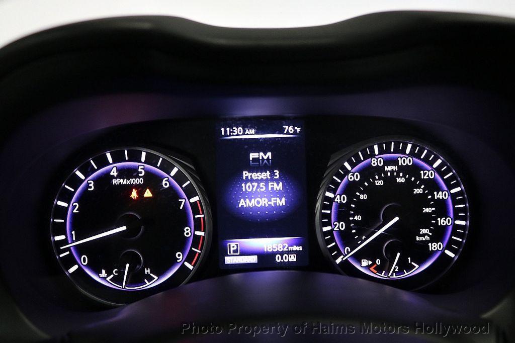 2018 INFINITI Q60 3.0t LUXE AWD - 18451194 - 28