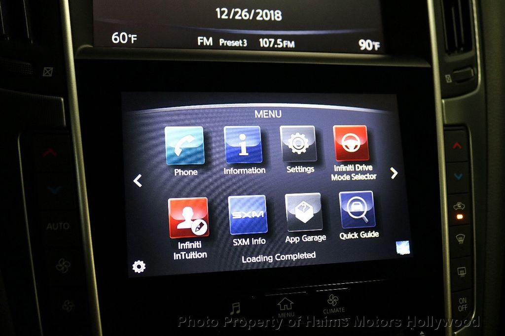 2018 INFINITI Q60 3.0t LUXE AWD - 18451194 - 29