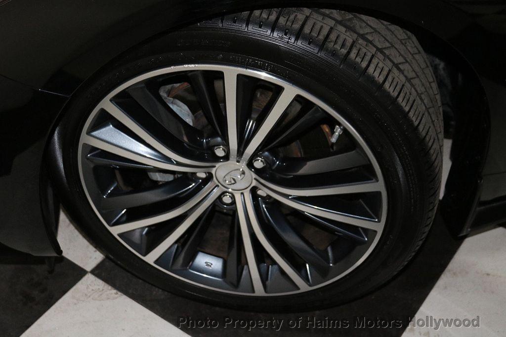 2018 INFINITI Q60 3.0t LUXE AWD - 18451194 - 32