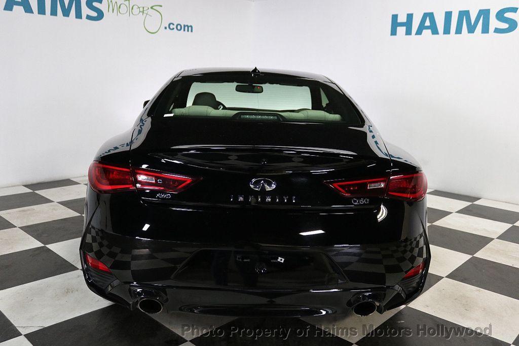 2018 INFINITI Q60 3.0t LUXE AWD - 18451194 - 5