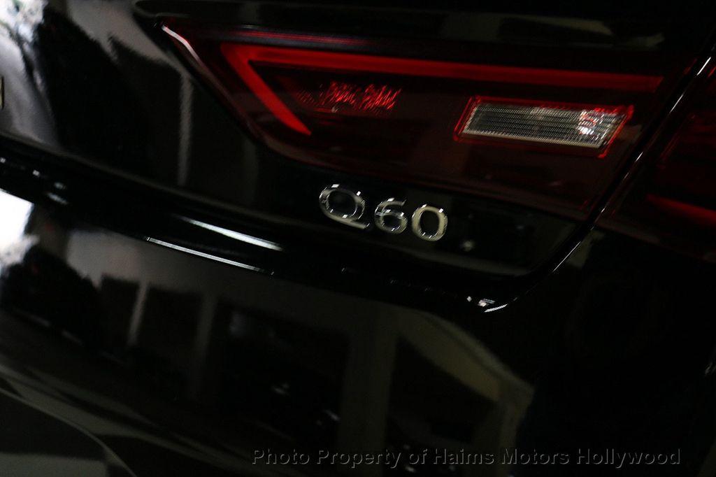 2018 INFINITI Q60 3.0t LUXE AWD - 18451194 - 7