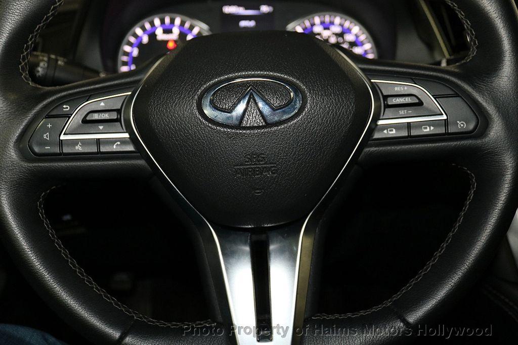 2018 INFINITI Q60 3.0t LUXE AWD - 18574867 - 25